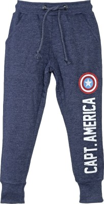 Avenger Track Pant For Boys(Dark Blue Pack of 1)
