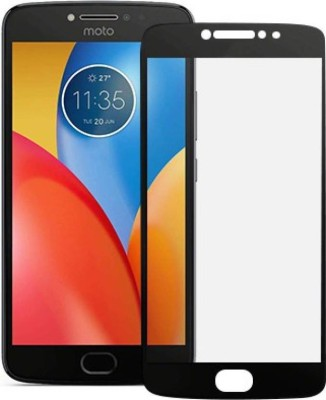 S-Softline Tempered Glass Guard for Motorola Moto E4 Plus(Pack of 1)