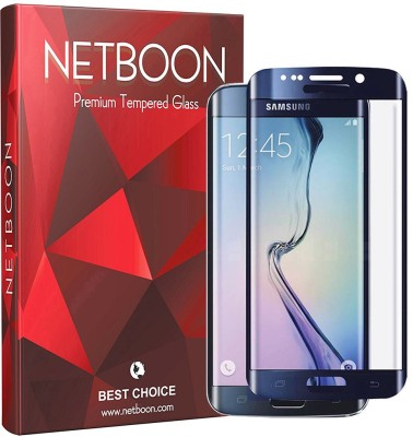 Netboon Tempered Glass Guard for Samsung Galaxy S6 Edge Plus(Pack of 1)