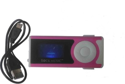 CRETO ne12 MP3 Player(Pink, 1.2 Display) at flipkart