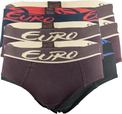 afeadac4e79 73% OFF on Euro Fashion Men Brief(Pack of 6) on Flipkart ...