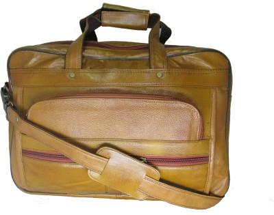 f371562972 46% OFF on iDODO Genuine Leather 15.6 inch Laptop Bag Medium Briefcase -  For Men