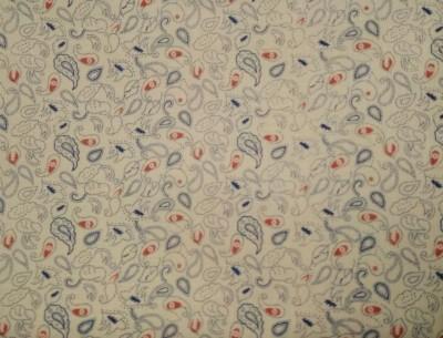 John Phillipe Cotton Printed Shirt Fabric(Un-stitched)