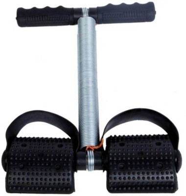 SSS Single Spring Tummy Trimmer for Reducing Tummy/Belly Fat Ab Exerciser Ab Exerciser(Black)