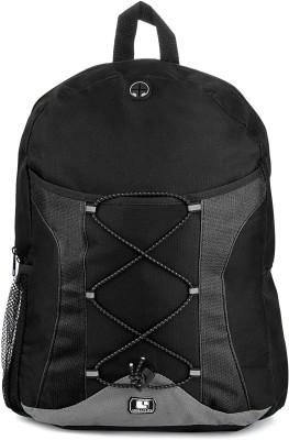 SumacLife 15 inch Expandable Laptop Backpack Black