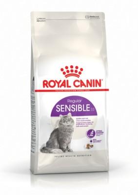 Royal Canin Royal Canin Sensible 33 Adult Dry Cat Food,2kg 2 kg Dry Cat Food