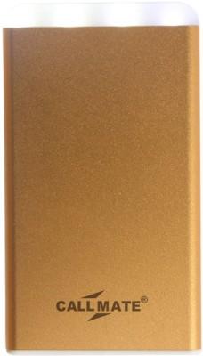 Callmate 4000 Power Bank Gold, Lithium Polymer Callmate Power Banks