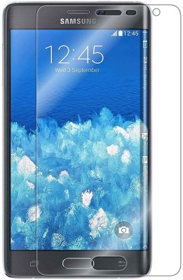 House of Quirk Edge To Edge Tempered Glass for Samsung Galaxy Note Edge(Pack of 1)