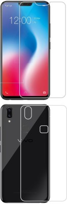 Gorilla Armour Tempered Glass Guard for Vivo V9(Pack of 1)