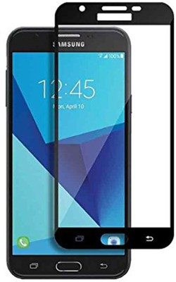 House of Quirk Tempered Glass Guard for Samsung Galaxy J7 Prime(Pack of 1)