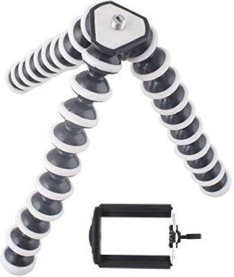 kaykon Gorilla Tripod Soft Flexible For Digital Camera Video camcorder Small Tripod(Multicolor, Supports Up to 1000)  available at flipkart for Rs.445
