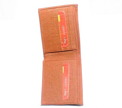 46f07aae5a9d 45% OFF on MK Boys Brown Genuine Leather Wallet(3 Card Slots) on Flipkart    PaisaWapas.com