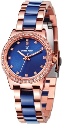 Daniel Klein DK11159-2 Analog Watch - For Women