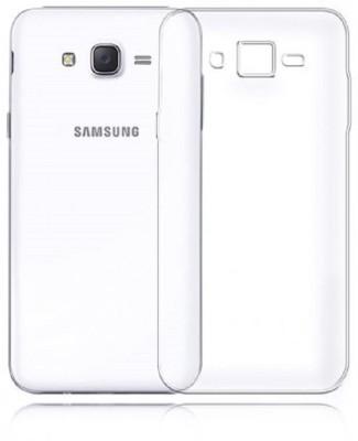 ZEDFO CASE Back Cover for Samsung Galaxy J5 - 2015(Transparent, Flexible Case)