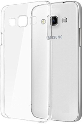 Coverage Back Cover for Samsung Galaxy Core Prime Transparent