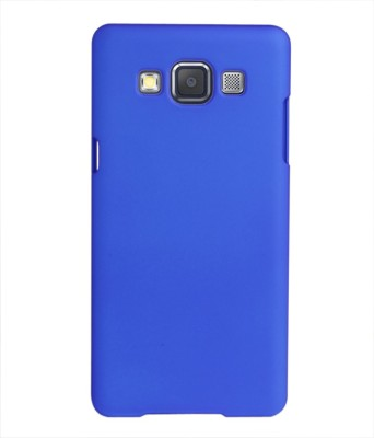 Coverage Back Cover for Samsung Galaxy On5 Pro Blue Coverage Plain Cases   Covers