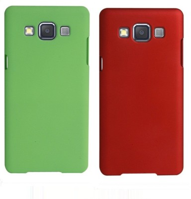COVERNEW Back Cover for Mi Redmi 2 Prime Red, Green COVERNEW Plain Cases   Covers
