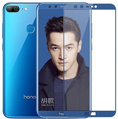 ss creation Sleeve for Honor 9 Lite(Blue, Transparent, Waterproof, Silicon)