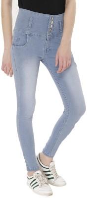 Nifty Jeans Slim Women Light Blue Jeans