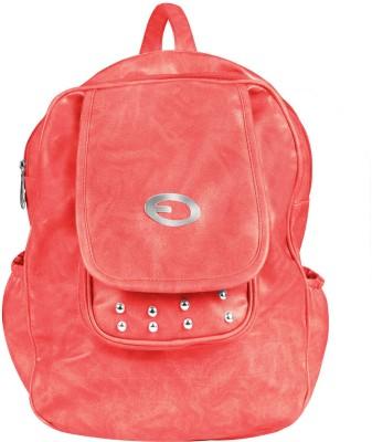ABHEER Solid 10 L Backpack(Pink)