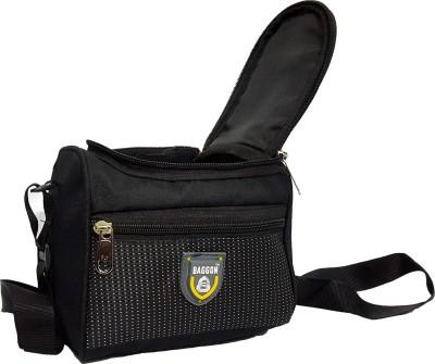 Best Bags Baggon By Office School Lunch Bag Waterproof Black Red