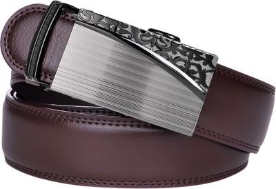 Vogue Men Brown Genuine Leather Belt