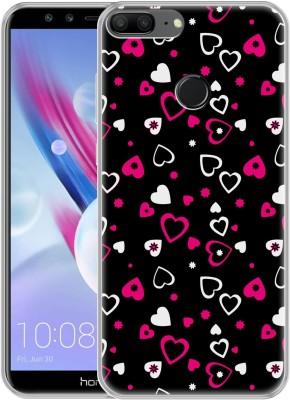Fashionury Back Cover for Honor 9 Lite(Multicolor, Waterproof, Flexible Case)