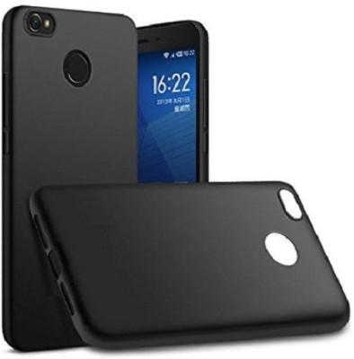 Flipkart SmartBuy Back Cover for Mi A1 Black, Grip Case