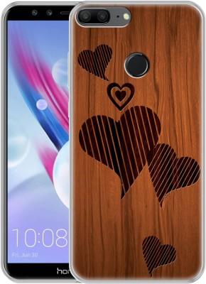 Fashionury Back Cover for Honor 9 Lite(Multicolor, Waterproof, Flexible Case) Flipkart