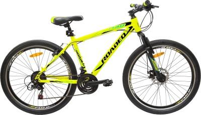 Hercules Roadeo A50 Medium 26 T 21 Gear Mountain/Hardtail Cycle(Yellow)