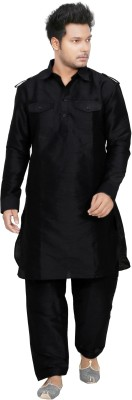 Dolphin Miles Men Pathani Suit Set