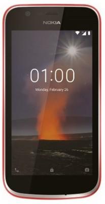 Nokia 1 (Warm Red, 8 GB)(1 GB RAM)