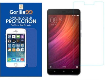Gorilla99™ Screen Guard for Mi Redmi Note 4(Pack of 1)
