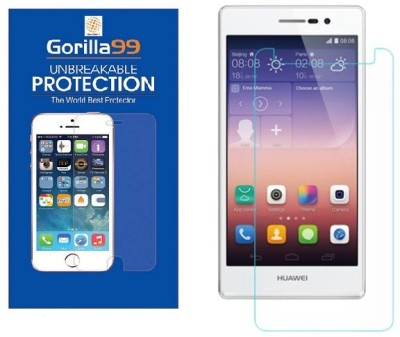 Gorilla99™ Screen Guard for Honor 6(Pack of 1)