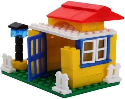 Ratnas ARCHITECT SET 5 FOR KIDS Multicolor Ratnas Blocks   Building Sets