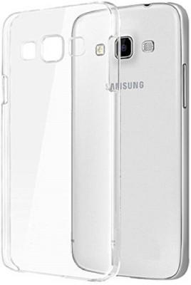 TruVic Back Cover for Samsung Galaxy E5(Transparent, Flexible Case) Flipkart