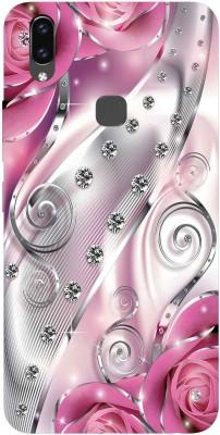 FashionCraft Back Cover for Vivo V9(Multicolor, Flexible Case)