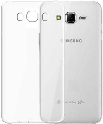 TruVic Back Cover for Samsung Galaxy J5 - 2015(Transparent, Flexible Case) Flipkart