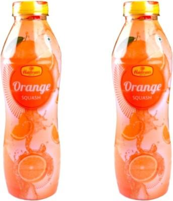 Haldiram's Orange Squash (Pack of 2)(1400 ml, Pack of 2)