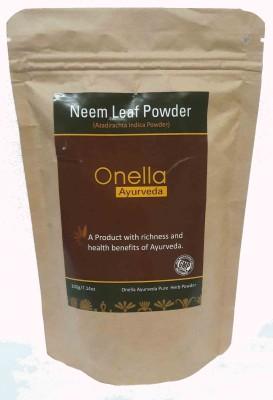 Onella Ayurveda Neem Leaf Powder Face Care (Azadirachta Indica Powder)(200 g)
