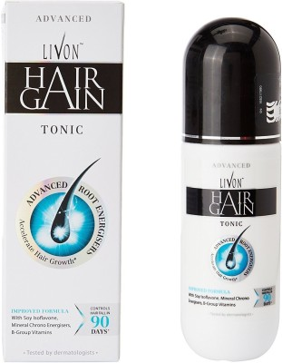 Livon Hair Gain Tonic for Men(150 ml)