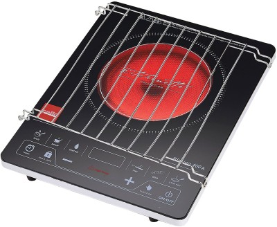 Cello Blazing 400 A Induction Cooktop(Black, Red, Touch Panel)