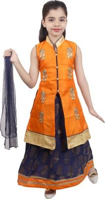 KBKIDSWEAR Girl s Lehenga Choli Party Wear 62c5a5dff880