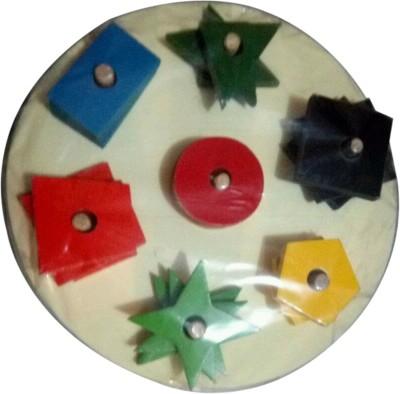 Tinny EA shapes tray 36(Multicolor)