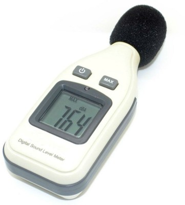 Shrih LCD Digital Sound Level Meter Noisemeter 30~130dBA ±1.5dB Decibel Pressure Single Unit Measuring Wheel SHV0486 Single Unit Measuring Wheel  available at flipkart for Rs.5999