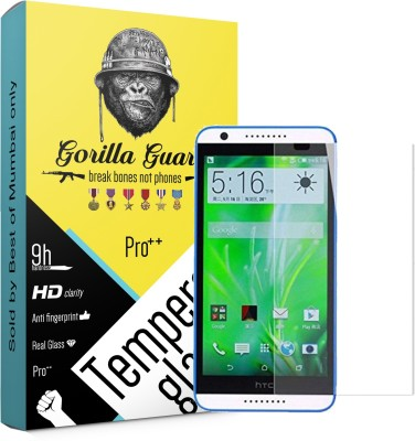 Bibossi Tempered Glass Guard for HTC Desire 820, HTC Desire 820G, HTC Desire 820Q, HTC Desire 820S [5.5 Inch](Pack of 1)