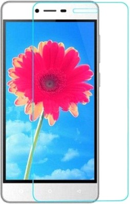 Hycot + Tempered Glass Guard for Gionee F103 pro(Pack of 1)