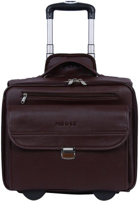Mboss ONT014_ Small Travel Bag   Medium Brown Mboss Small Travel Bags