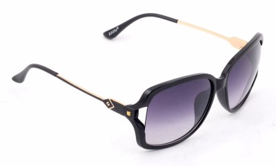 Urbantra Rectangular Sunglasses(For Girls)