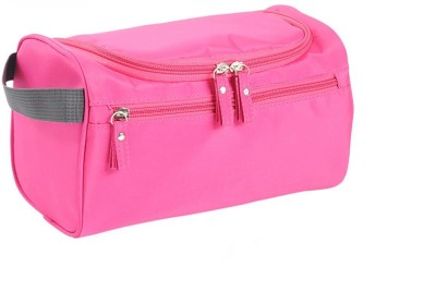 463ec4161989 43% OFF on House of Quirk Hanging Fabric Travel Toiletry Organizer and Dopp  Kit hanging bag Travel Toiletry Kit(Pink) on Flipkart